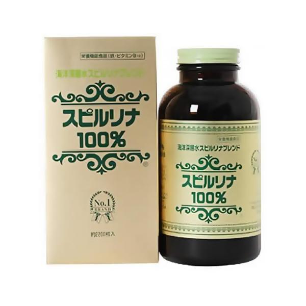 스피루리나100% 1500정 2200정 일본 건강기능식품