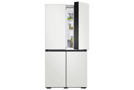 [E] NEW 삼성 냉장고 비스포크 4도어 코타 RF85T9003AP, 코타 차콜