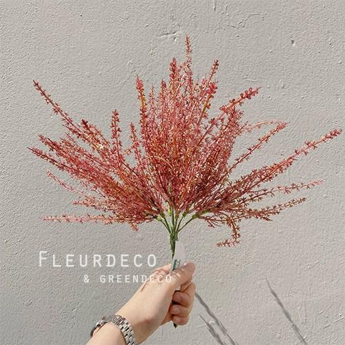 플레르데코 인테리어 꽃 소품 감성소품 조화 코키아부쉬(4color), FUCHSIA