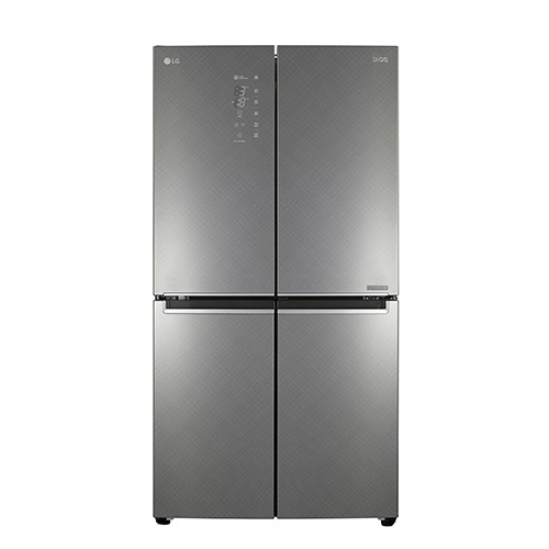 LG전자 F871SN11E 4도어 1등급 냉장고 870L