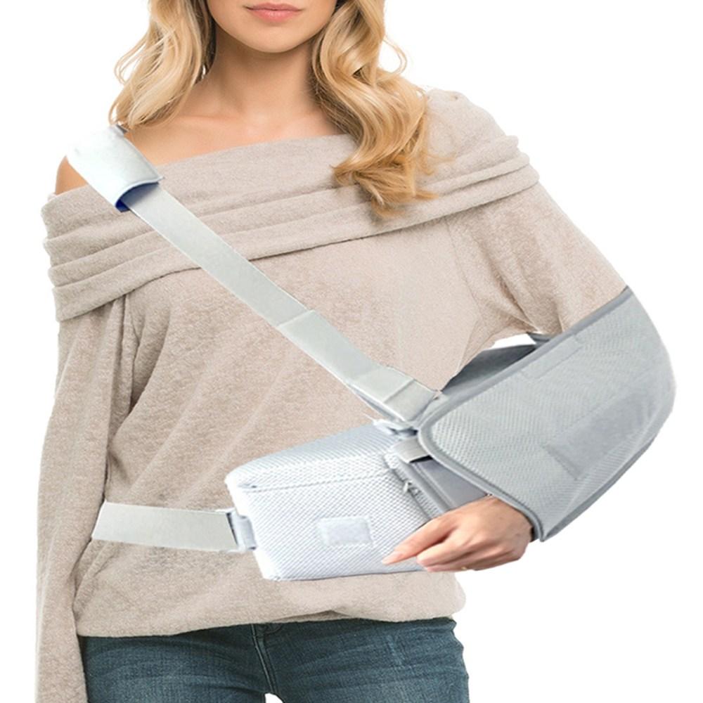 어깨보조기 어깨수술후보호대 어깨수술후보조기 울트라슬링 어깨깁스 어깨수술보호대 어깨수술보조기 암슬링