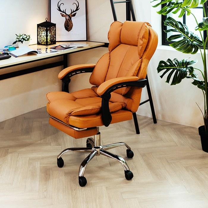 일루일루 PC방 BJ 게이밍 타이탄 의자 모음 학생의자/사무용의자, 미니 타이탄 로얄체어 카멜브라운