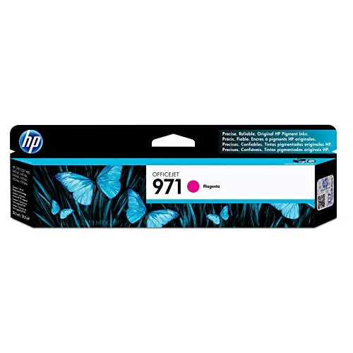 HP 971 PageWide Cartridge Magenta CN623AM, 본문참고, 옵션 1 Style = Ink
