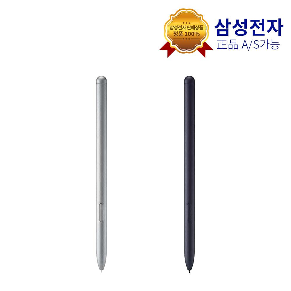 삼성정품 삼성 갤럭시탭 S7-플러스 S펜 스타일러스펜, 실버