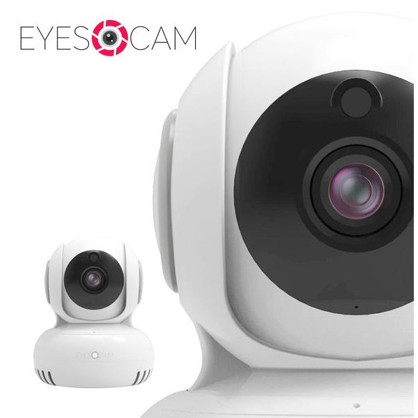 아이즈캠 1080P 화재감지 200만화소 IP카메라 가정용 홈CCTV, 아이즈캠+호환 32G 메모리