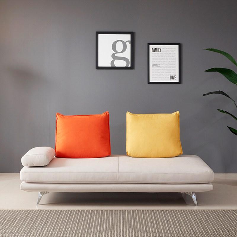 [엘린까사] 리뉴얼 프랑수아 아쿠아 스웨이드 모듈 쇼파 3인용 풀패키지 set, 3인용 기본형
