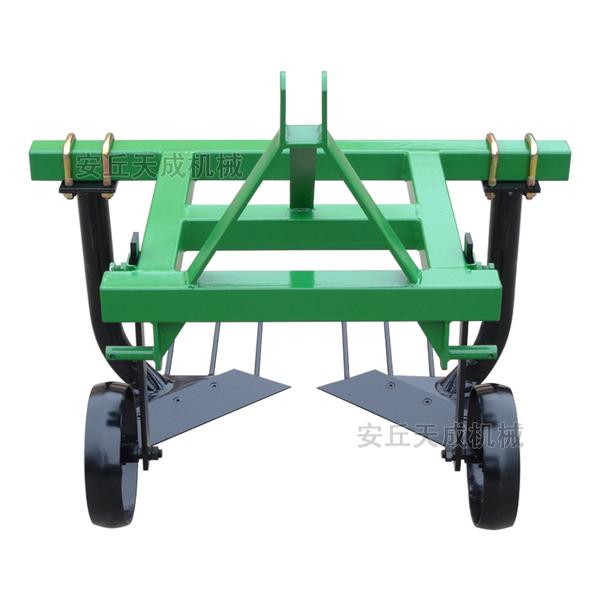 고구마 수확기 감자 쟁기 땅콩 수확 트랙터 배토기, 땅콩 수확 쟁기
