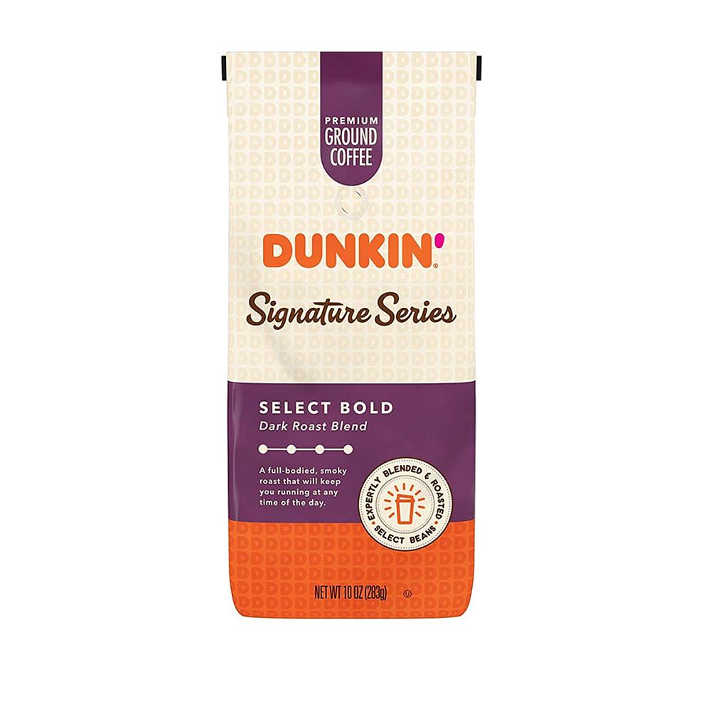 Dunkin 던킨 도너츠 다크 로스트 시그니처 시리즈 분쇄 커피 6팩