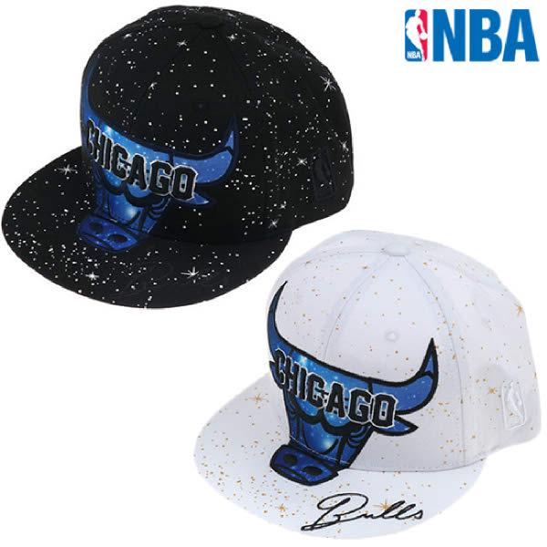 [현대백화점][NBA]엔비에이 N195AP614P 남여공용 빅로고 레터링 캡 모자
