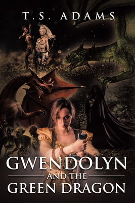 Gwendolyn and the Green Dragon Paperback, Christian Faith Publishing, Inc