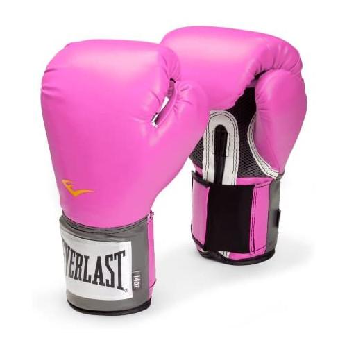복싱 킥복싱 무에타이 글러브 색상사이즈 택1 Everlast Pro Style Training Gloves, 옵션 2 Color = Black | Size = 14 oz