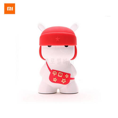 2016 새로운 원래 Mitu Xiaomi 블루투스 LED 스피커 미니 크기 휴대용 LED