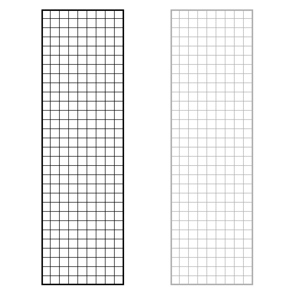 JNCP 휀스망 45x150cm 메쉬망 네트망 철망 악세사리진열대 방묘, 1개 (POP 285315548)