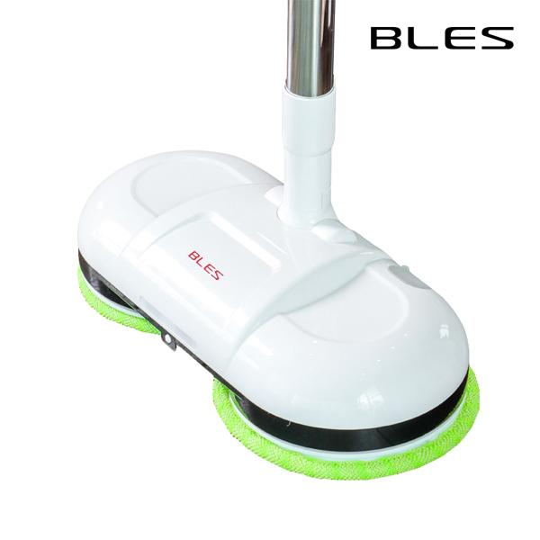 블레스 무선 물걸레 청소기 F528A 습식건식청소/높이각도조절/저소음DC모터/듀얼스핀