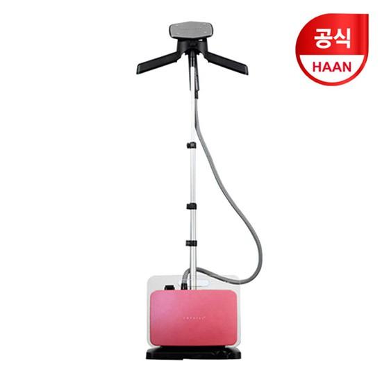 한경희 스탠드형 스팀다리미 HI-8000PK 핑크