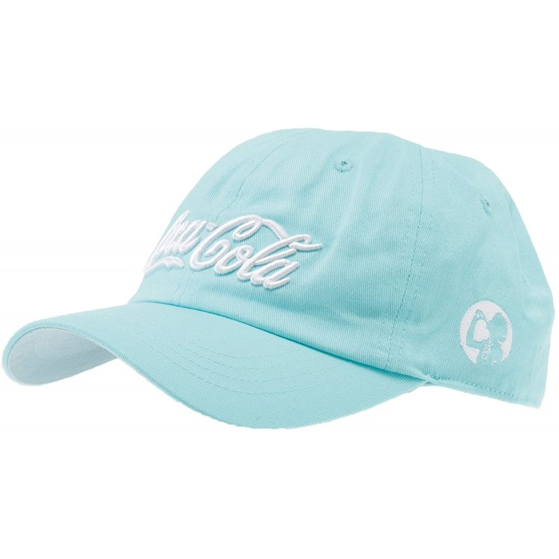 COCA-COLA (코카콜라) [코카콜라] 모자 로우 캡 야구 COK-LCP04 민트