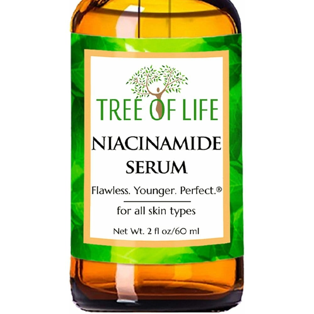 tree of life Niacinamide Serum 트리 오브 라이프 니아신아미드 세럼 2oz(60ml), 1개