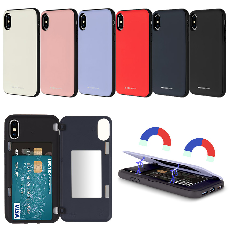 LGQ61 케이스 LG Q61 매그네틱 카드 범퍼 휴대폰 LM-Q630