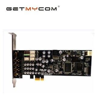 [해외] GETMYCOM 오리지널 ASUS XONAR DX 내장 7.1 PCIE 하프 하이 DTS 돌비 사운드 카드 서라운드 HIFI 사운드 카드, 상세내용표시