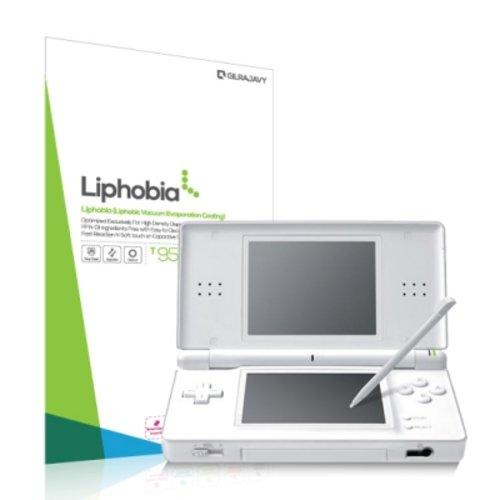 [텐바이텐] [길라잡이_리포비아] 닌텐도 DS lite 액정보호필름 (상 하 각1매입), 단일상품