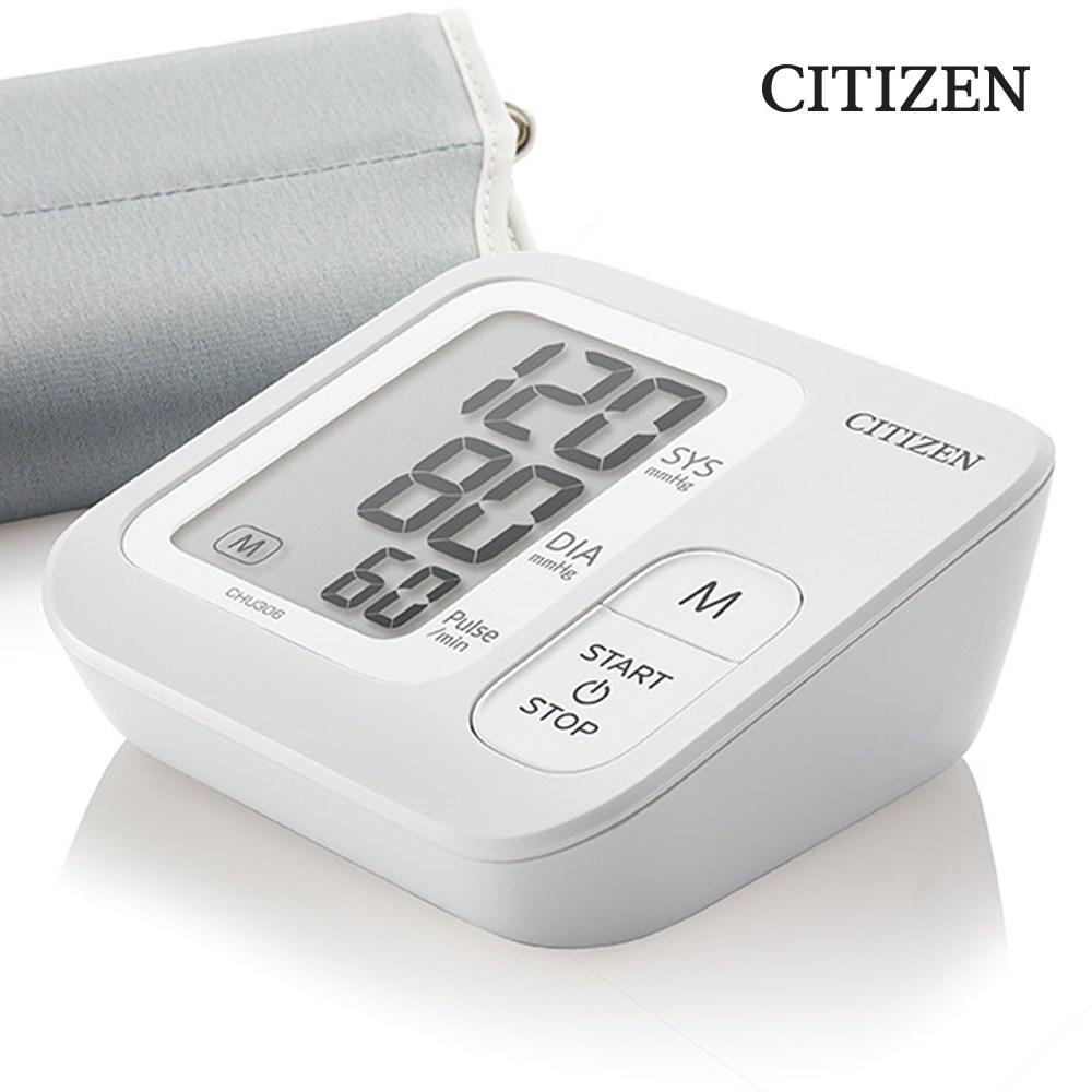 시티즌 혈압측정기/자동전자혈압계, 1개