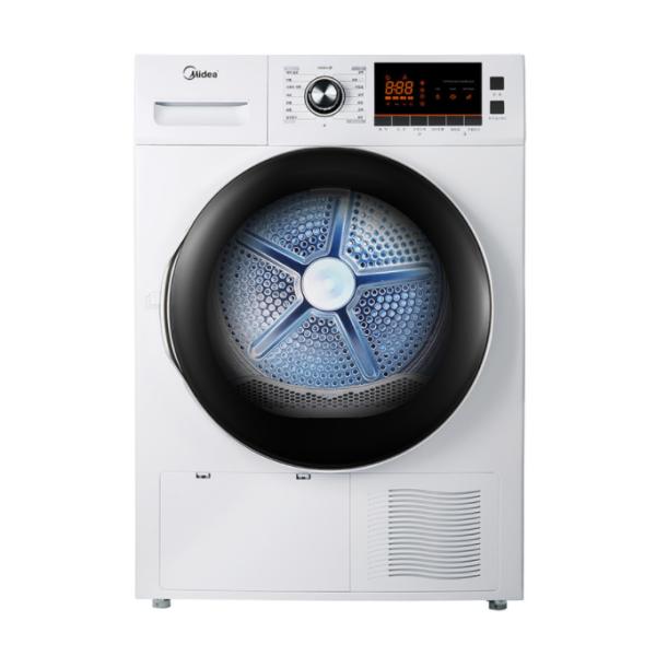 [특가상품시리즈] 저온 히트 펌프방식 옷감손상은 NO 에어살균기능 전기식 의류건조기 10kg 화이트