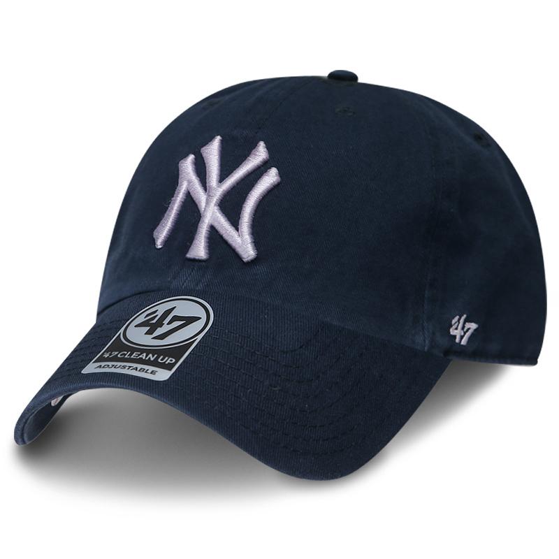 MLB 모자 47브랜드 클린업 뉴욕 양키즈 홈(네이비)