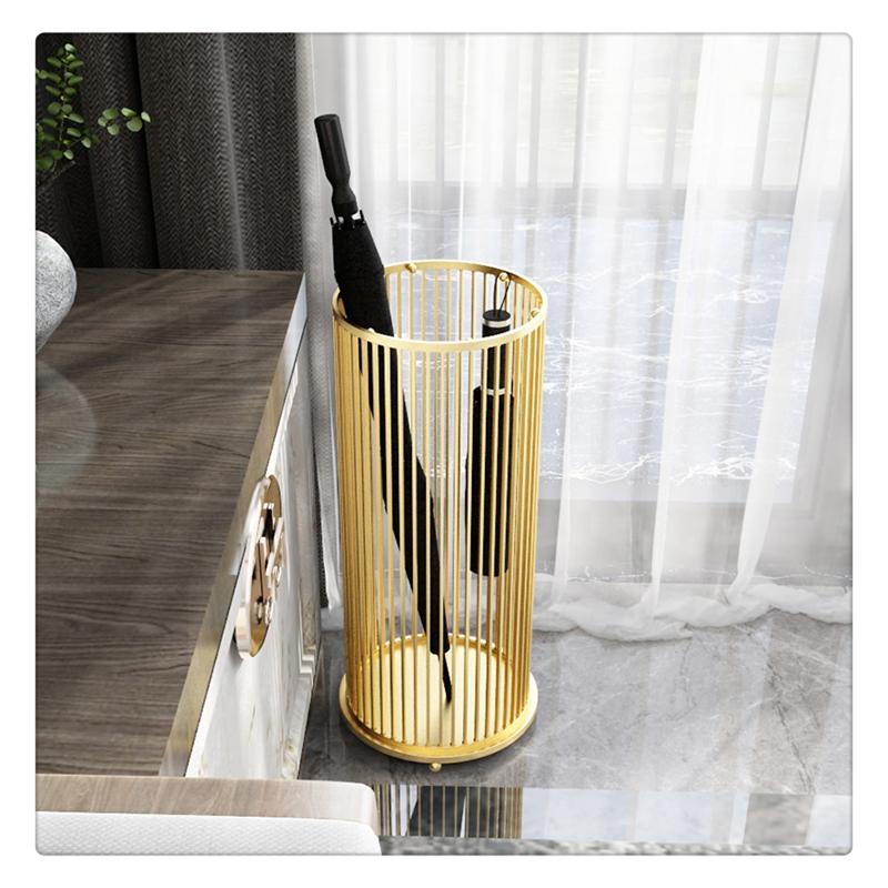 티피 현관 우산꽂이 수납통 호텔 사무실 우산통 가정용 우산꽂이LH1711, 2색