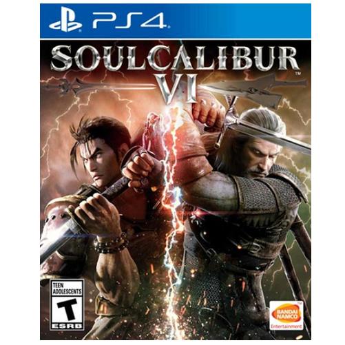 소울칼리버 6 PS4 한글판 대전격투 위쳐