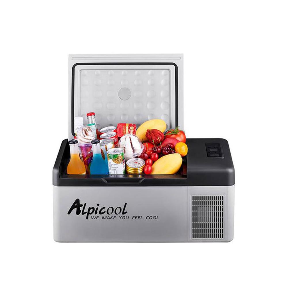 ALPICOOL 알피쿨 차바캠핑 차량용 냉장고 C15L / C20L, C15