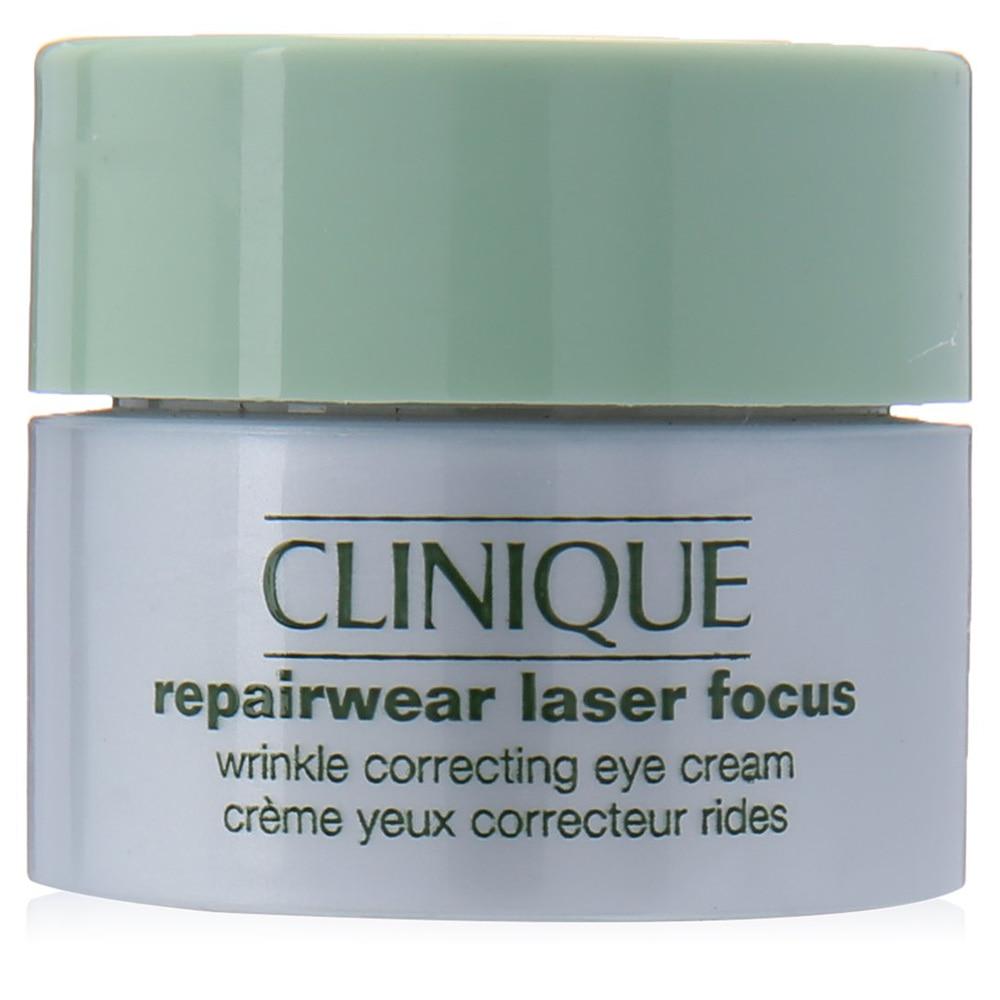 Clinique 크리니크 리페어웨어 레이저 링클 아이 크림 5ml Repairwear Laser Focus Wrinkle Eye, 1개