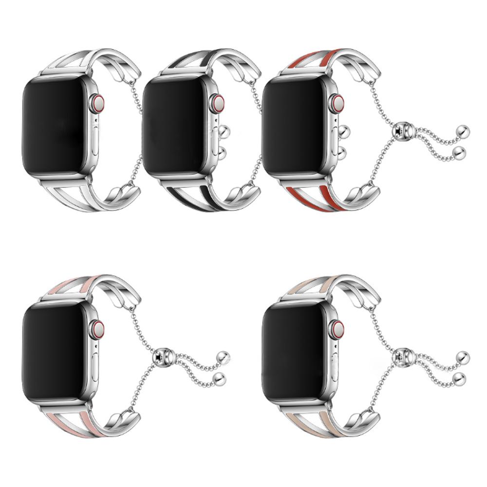 애플워치 스마트워치 애플워치5 4세대 3세대 2세대 5세대 시계줄 케이스 40 44 42 38 mm, 올블랙, a5118-40mm