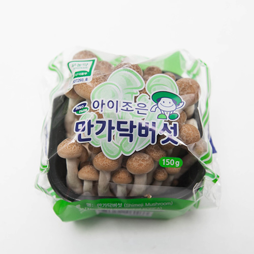 [프레시팜] 버섯류 만가닥 버섯 10봉지 1.5kg