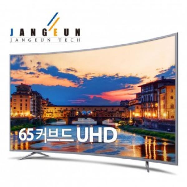 XNN653495커브드 65인치 [장은테크] TV CA650UD-C