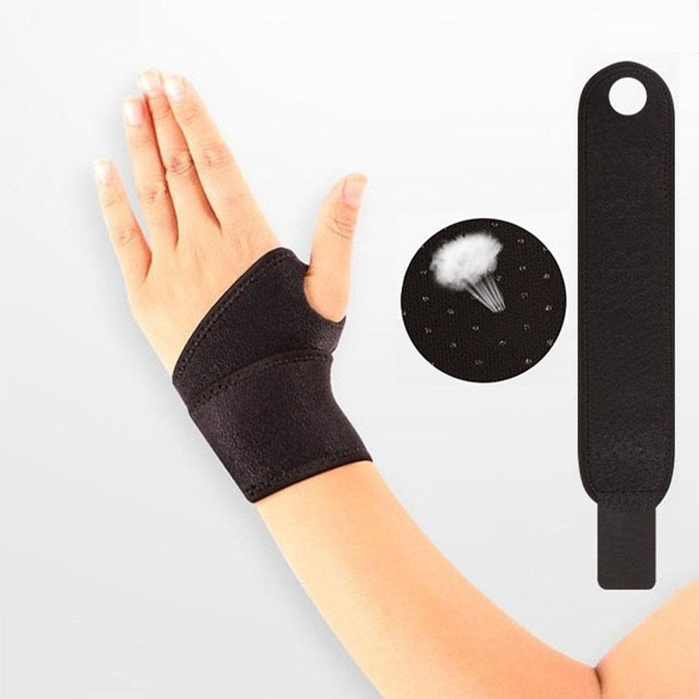 물리치료사가 추천하는 무료배송 2p 손목 보호대, 1개