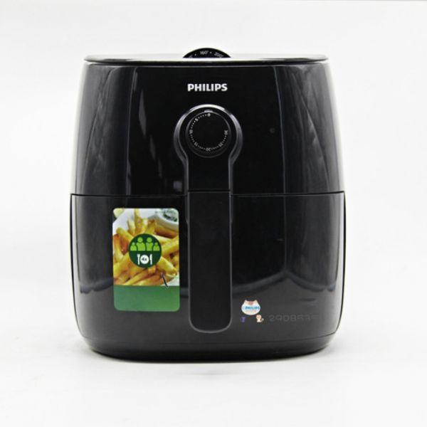 필립스 에어프라이어 가정용 치킨 고구마 삼겹살 요리 간식 기름없는 튀김기, HD9621 【신제품】