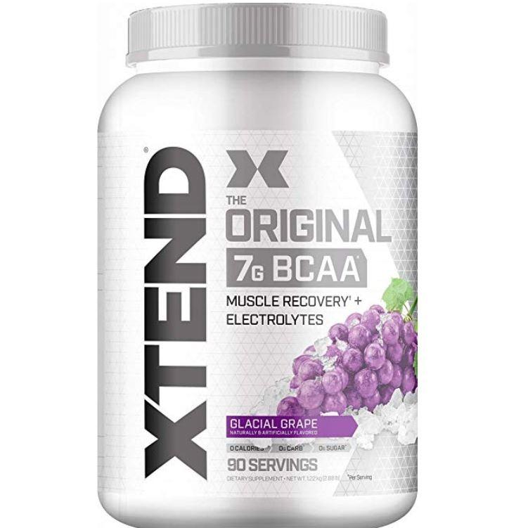 싸이베이션 Scivation 익스텐드 Xtend BCAA 대용량 90서빙 Grape, 단품
