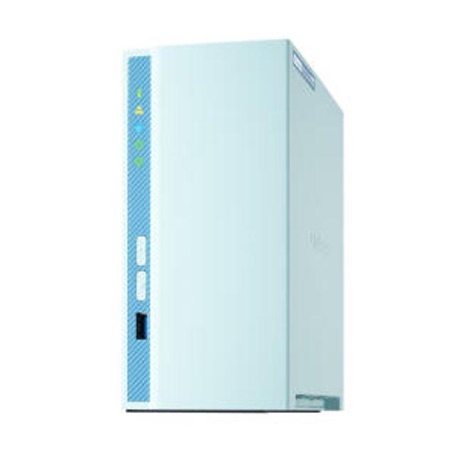 큐냅 TS-230 NAS 서버 스토리지 2베이 쿼드코어
