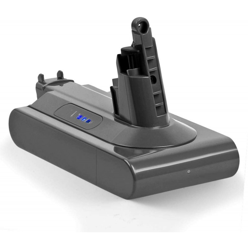 Jialitt 25.2V 3.0Ah 교체 용 배터리 Dyson V10 Animal Absolute Motorhead 무선 진공 청소기 : 홈 오디오 및 극장, 단일옵션
