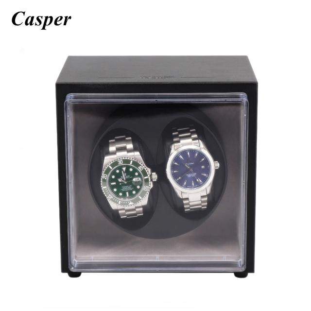 카스퍼 뉴 2구 프리미엄 오토매틱 시계보관함 워치와인더 와치와인더 시계와인더 시계케이스