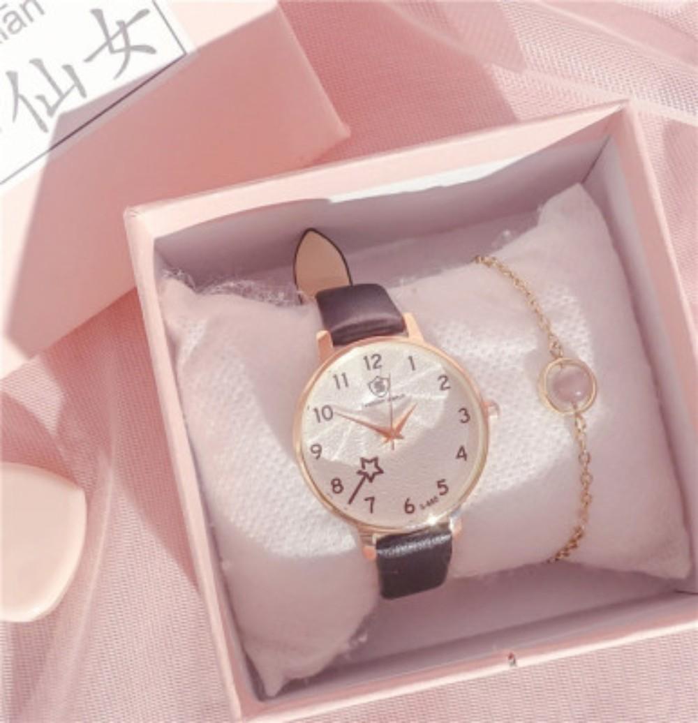 감성 여자 손목 시계 중학생 여학생 학생 이쁜 패션 생일 선물