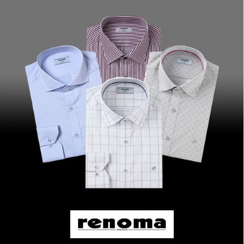 레노마 드레스셔츠 슬림핏 25종
