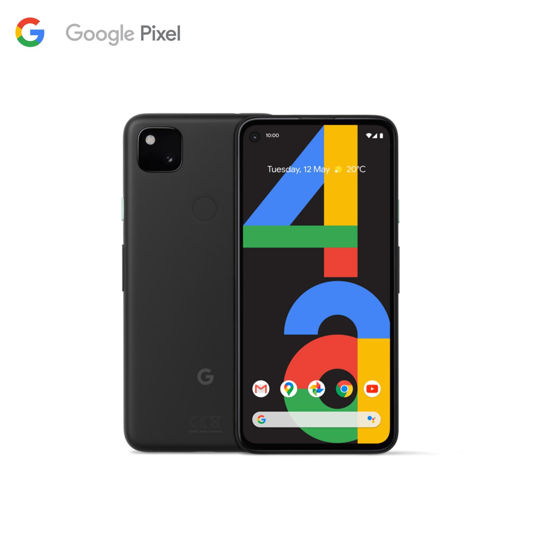 구글 픽셀4a Google Pixel 4a Just Black 언락폰