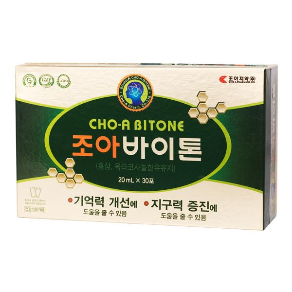 조아제약 바이톤 30포 (20ml x 30포), 1개