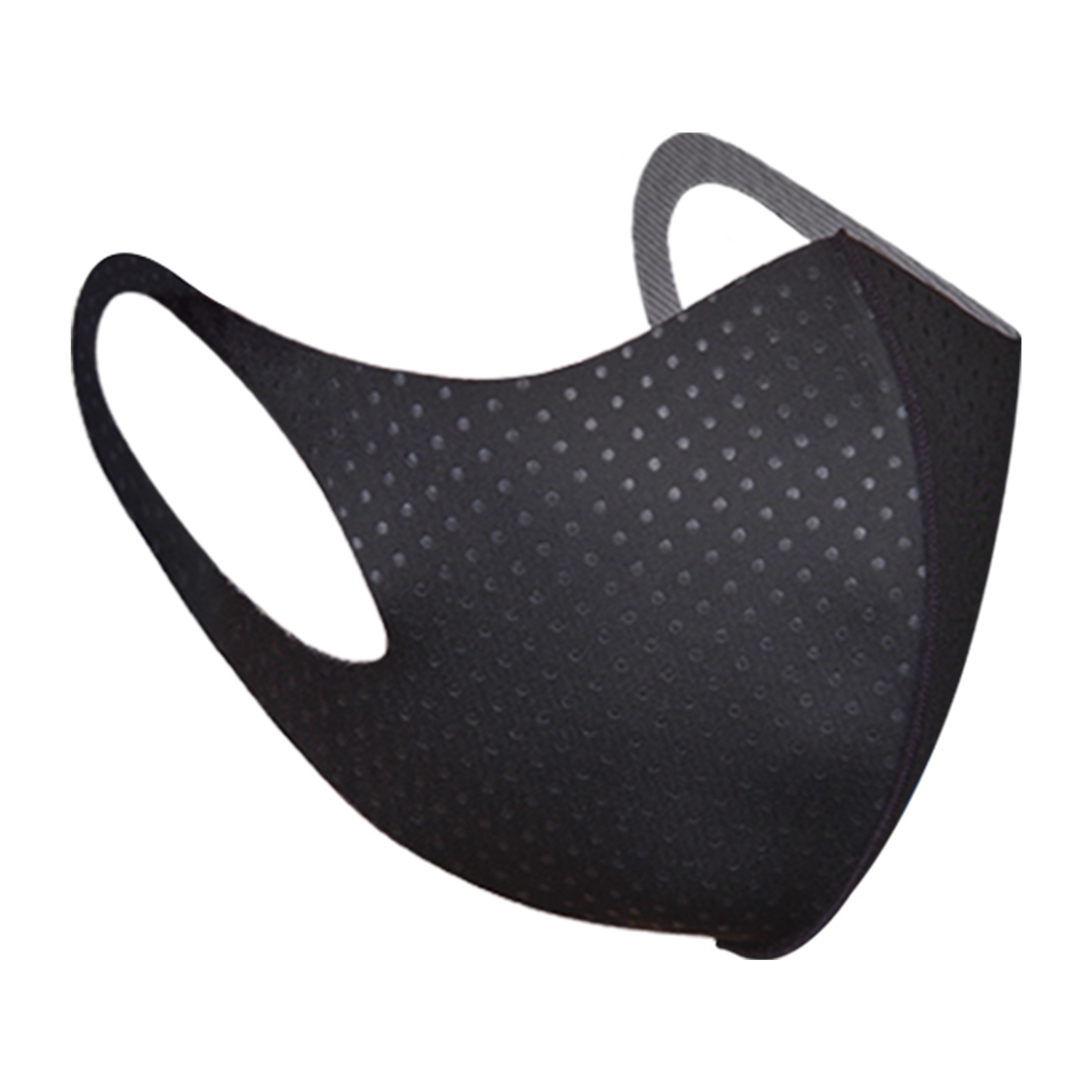 [리릿] 4매_3D 입체 항균 패션 마스크 기능성 구리원사 자외선차단 빨아쓰는 재사용가능 냉감