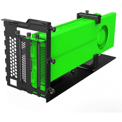 GPU/VGA 수직 그래픽 카드 브라켓 강화된 간섭 방지 PCI-E 어댑터 케이블은 모든 브랜드의 설치를 지원