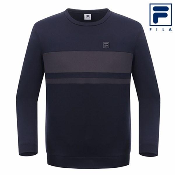FILA 남성 라운드 티셔츠 U2MTY236M_NV