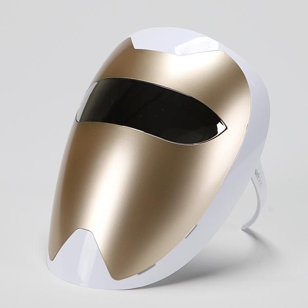 퓨리스킨 LED마스크 + 전용엠플 / 정인선 마스크 / 마스크효과 인체적용 테스트 완료, 골드