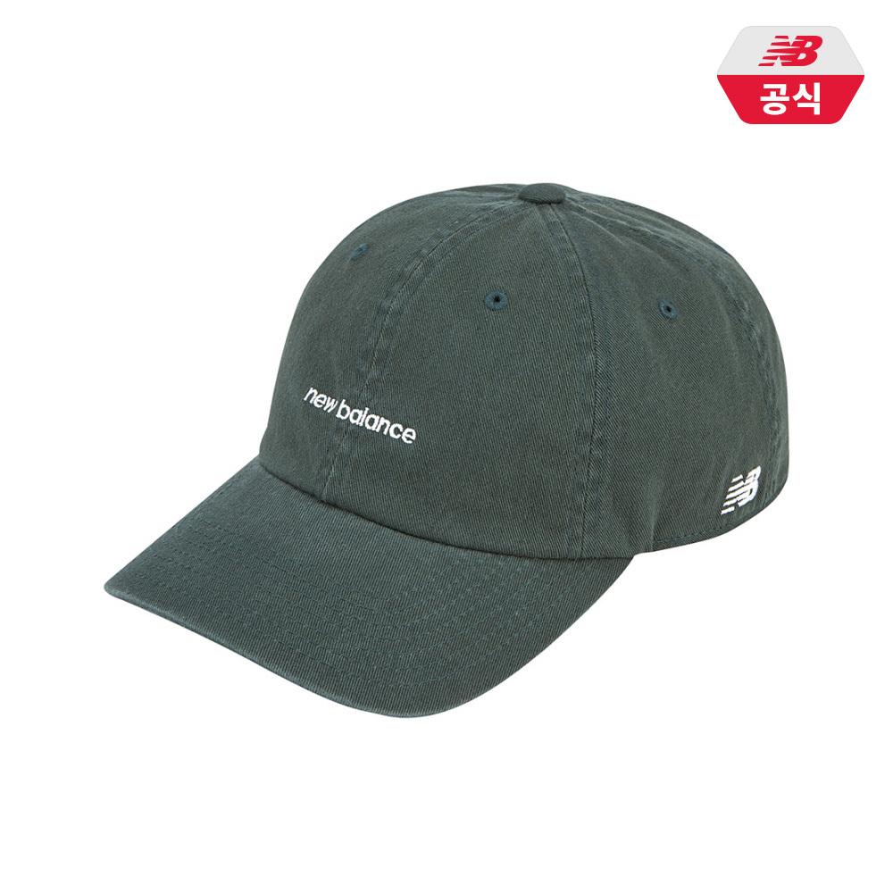 NBGDAF0103 / 레터로고 소프트볼캡, FREE(999)