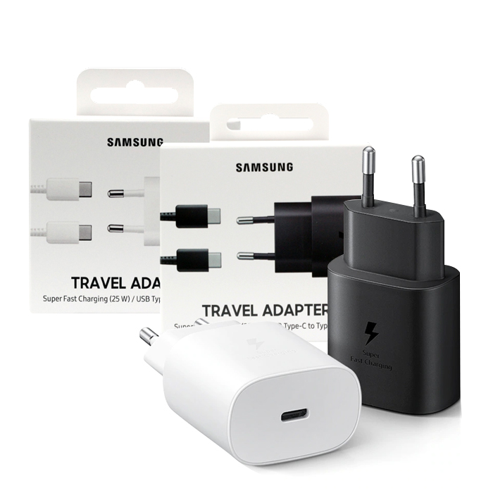 삼성전자 정품 25w 45w PD 충전기 c to c 케이블 포함 (BOX제품) ta800 / ta845, 삼성정품 25w ctoc 충전기(화이트)box